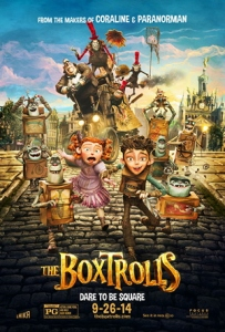 """The Boxtrolls poster"" by Source. Licensed under Fair use via Wikipedia."